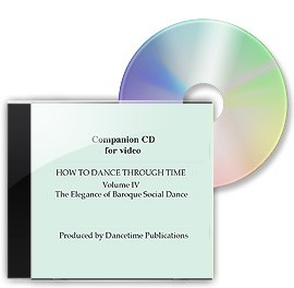 How To Dance Through Time, Volume IV, Music CD