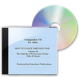 How To Dance Through Time, Volume III, Music CD